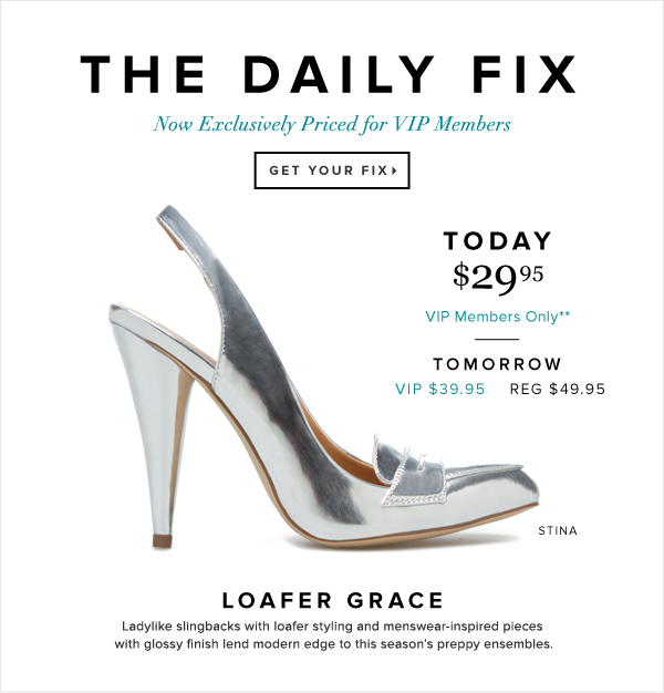 The Daily Fix Today's Featured Style and Why You Need It - - Get Your Fix: