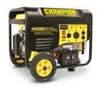 Champion® Remote Start Gas Generator or 25' 10/3 Triple Tap Generator Cord