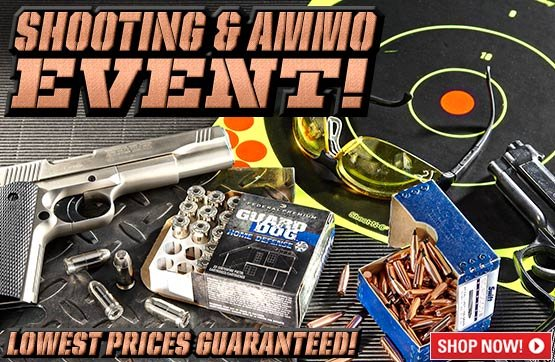 Sportsman's Guide's Shooting & Ammo Event! Lowest Prices Guaranteed!