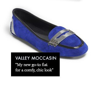 VALLEY MOCCASIN