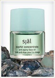Sjal Saphir Concentrate Anti–Aging Face Oil