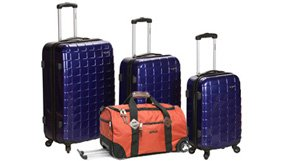 Luggage Blowout