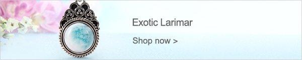 Exotic Larimar