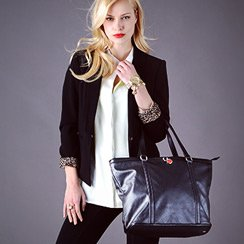 The Black Bag Carryall