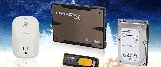Winter's Wonder - Kingston 480GB Solid State Drive