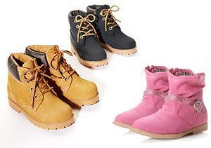 $17 & Up: Kids' Boots