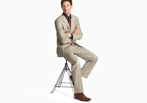 Wear to Work: Suits, Shirts & Pants