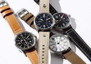 Bold Watches: AVI-8, Ballast & More