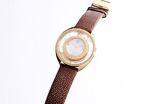 Trend: Leather Strap Watches