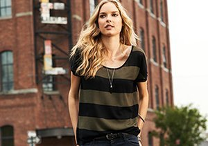 Show Your Stripes: Tops