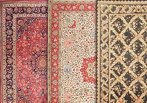 One-of-a-Kind Rugs: Oriental Edition