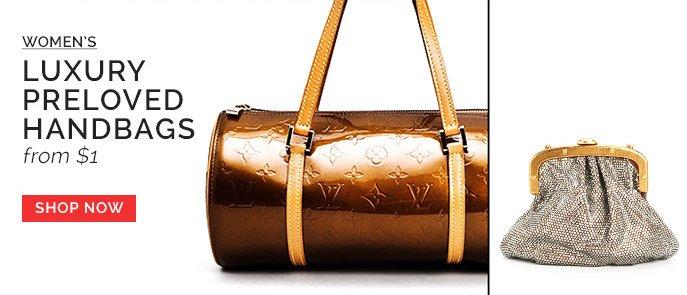 End-of-Season Blowout: Luxury Preloved Handbags & Accessories