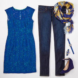 Style Guide: Out of the Blue