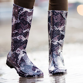Style Storm: Women's Rain Boots