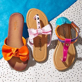 Spring Preview: Kids' Sandals