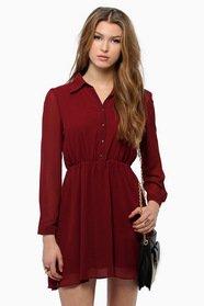 Upton Shirt Dress 40