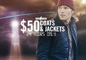 Shop Jack Flash: $50 Coats & Jackets