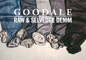 Shop Goodale Raw & Selvedge Denim