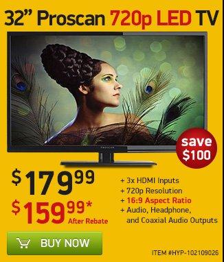 32-Inch TV
