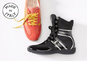 Made in Italy: Berdini Kids' Shoes