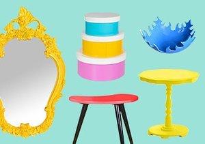 Color Pop: Furniture & Décor