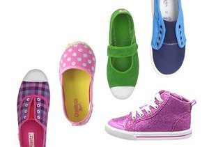 Cute & Colorful: Kids' Shoes