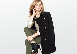 Military Inspired: Coats & Jackets
