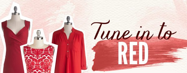 Tune in to Red
