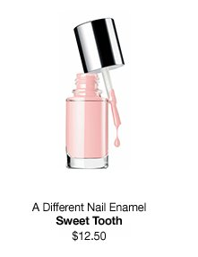 A Different Nail Enamel. Sweet Tooth. $12.50
