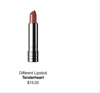 Long Last Lipstick. Tenderheart. $15.00