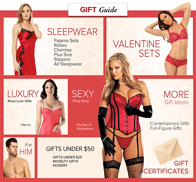 The HerRoom Valentine's Day Gift Guide