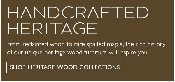 Handcrafted Heritage