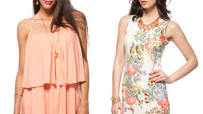 Spring Dresses by L'Adore and more