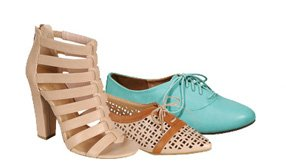 Spring Flats and Heels