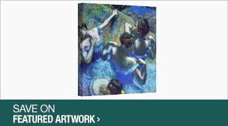 Save on Featured Artwork