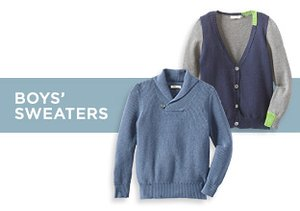 Up to 70% Off: Boys' Sweaters