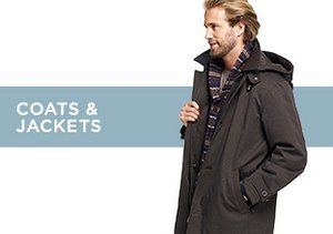 Up to 85% Off: Coats & Jackets