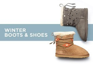 Up to 80% Off: Winter Boots & Shoes