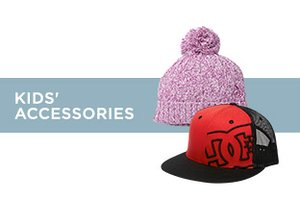 Up to 80% Off: Kids' Accessories