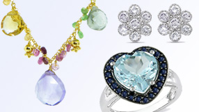Gemstone Jewelry and more