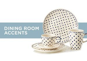 Up to 80% Off: Dining Room Accents