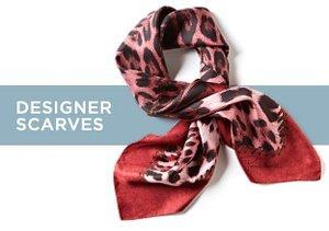 Up to 70% Off: Designer Scarves