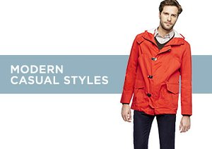 Up to 85% Off: Modern Casual Styles