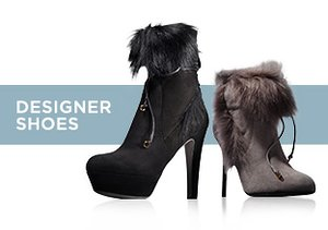 Up to 75% Off: Designer Shoes