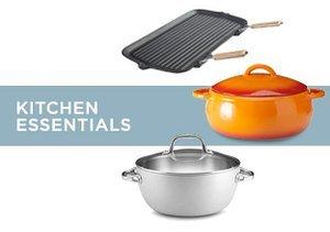 Up to 80% Off: Kitchen Essentials