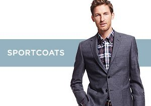 Up to 80% Off: Sportcoats