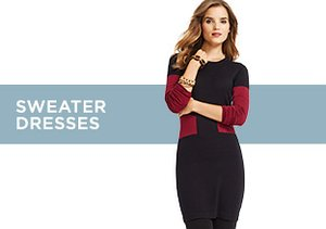 Up to 80% Off: Sweater Dresses