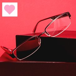 Love at First Sight: Eyewear by Diesel, Vera Wang, Jhane Barnes