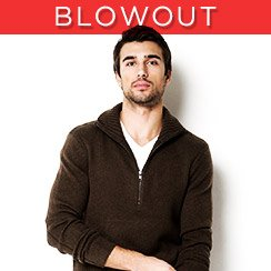 End-of-Season Blowout: Men's Apparel & Accessories from $1