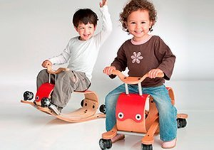 Play in Motion: Toys to Inspire